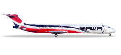 McDonnell Douglas MD-83 PAWA Dominicana