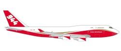 Boeing 747-400 Supertanker Global Supertanker Services