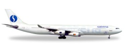 Airbus A340-200 Sabena 75th Anniversary
