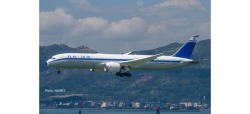 Boeing 787-9 Dreamliner El Al - Anniversary retro livery