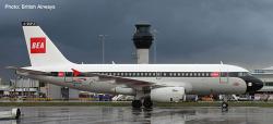 Airbus A319 British Airways - 100th BEA design
