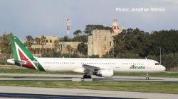 Airbus A321 Alitalia
