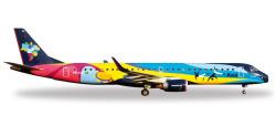 Embraer E195 Azul Brazilian Airlines Verão Azul