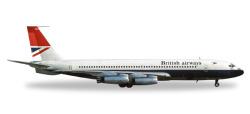 Boeing 707-400 British Airways