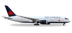Boeing 787-8 Dreamliner Air Canada - new 2017 colors