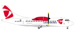 ATR-42-500 CSA Czech Airlines