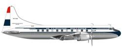 Convair CV-340 KLM