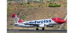A320 Edelweiss Air 2018
