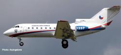 Yak-40 Czech AF 241 DLt