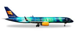B757-200 Icelandair Aurora