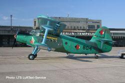 Antonov AN-2 Classic-Antonow / LTS Luft Taxi Service