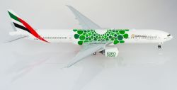 Boeing 777-300ER Emirates - Expo 2020 Sustainability