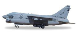 Vought A-7E Corsair II U.S. Navy VA-46 Clansmen