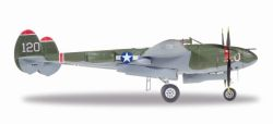 Lockheed P-38L Lightning U.S. Army Air Forces Thoughts Of Midnite