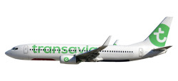 Boeing 737-800 Transavia - new colors