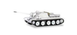 Jagdpanzer SU 100 Wintercamouflage