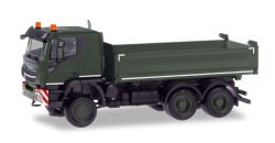Iveco Trakker 6x6 Baukipper-LKW, Schweizer Armee                                        (CH)