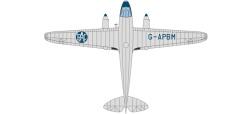 DH Dragon Rapide RAC Aerial Patrol