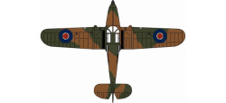 Percival Proctor MKIV RM221 - RAF Radio Trainer