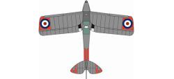 DH Tiger Moth XL 714 HMS Heron Flight
