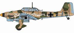 Junkers Ju87 Stuka 6/StG 2 'Immelmann', Libya 1941