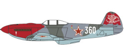 Yak-3 Anton D. Yakimenko, 150th Guards Reg.