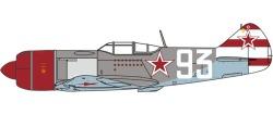 Lavochkin LA7 Sergei Federovich Dolgushin, 156 Reg.