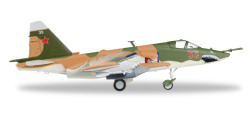 Sukhoi SU-25 Frogfoot Soviet Air Force - 368th OShAP, Tutow AB