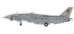 1:72 F-14A VFA-213 Iceman