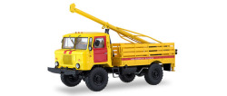 Bohrfahrzeug BM-302 (GAZ-66) Notfalldienst