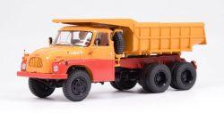 Tatra 138 S1 Muldenkipper, orange