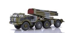 ZIL 135 LM Raketenwerfer 9OP140 9K57 Uragan