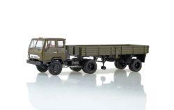 KAZ-608V with semitrailer ODAZ-885