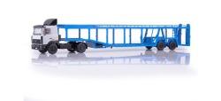 MAZ 5432 mit Autotransporttrailer 934410 (A908)