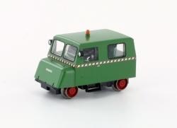 KLV 12 Siemens Werksbahn mit Warnlicht grün