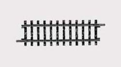 H0 10 Stk. K-Gleis gerade 90 mm