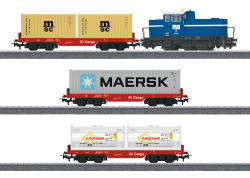 Starter set Container train