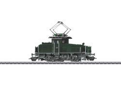 Elektro-Rangierlok Ee 3/3 grün, SBB, III