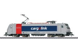 E-Lok BR 185.6, Cargolink, NO, VI