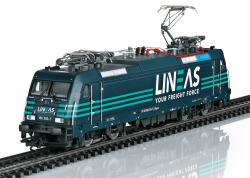 E-Lok BR 186 Lineas, Ep. VI
