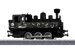Märklin Start up - Halloween Glow in the Dark Steam Locomotive