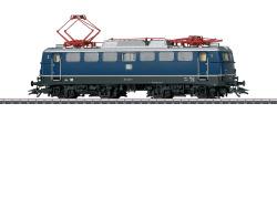 E-Lok BR 110.1, blau, DB, IV