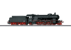 Dampflok BR 18.1, DB, Ep. III