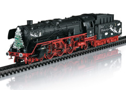 Weihnachts-Dampflok BR 01 DB Ep III