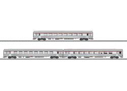 Wagen-Set INOX SNCF