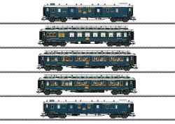 Simplon-Orient-Express-Set 1, 5 Wag., II