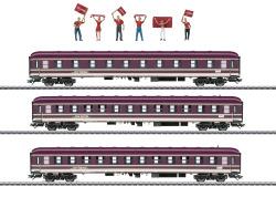 $$ Fanzug-Wagenset Euro Express