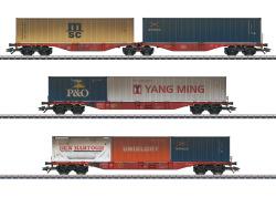*MHI/Containerwagen-Set DB AG