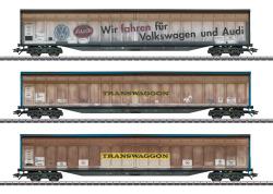 *MHI/Schiebewandwagen-Set