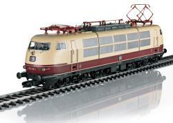 E-Lok BR 103.1 DB Ep IV 103 149-1, BD München, Bw München Hbf